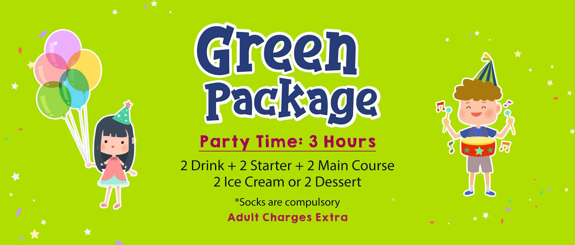 green package revised