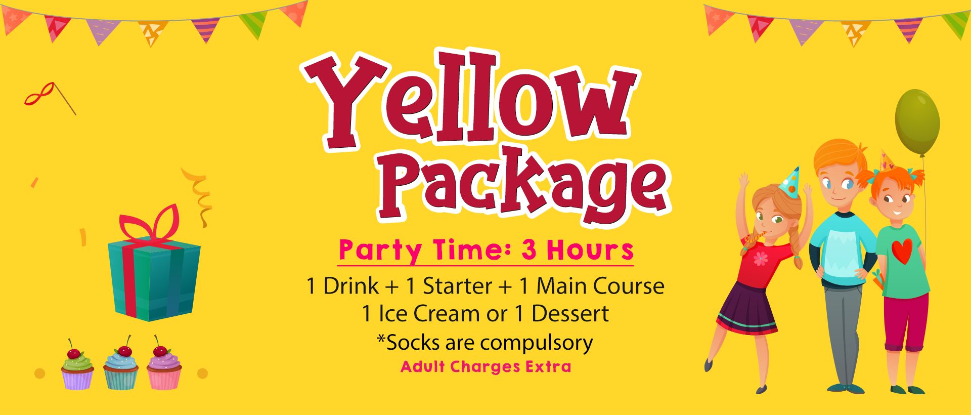 yellow package revised